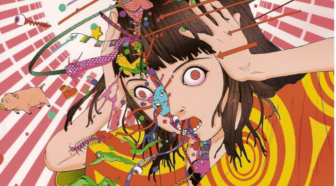 Ilustración de Shintaro Kago para Vice