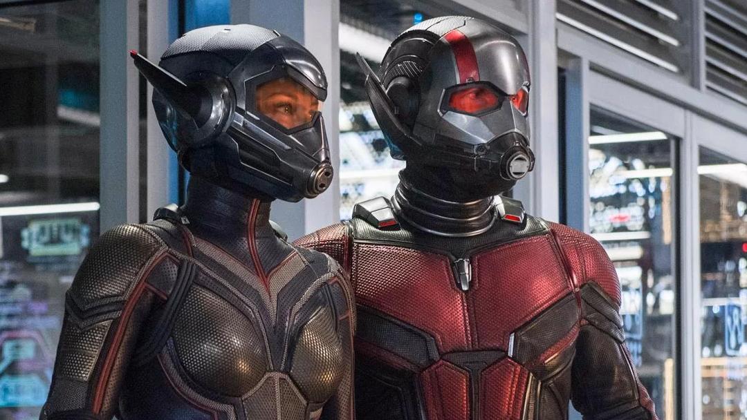 Ant Man y The Wasp juntos, en su nueva película