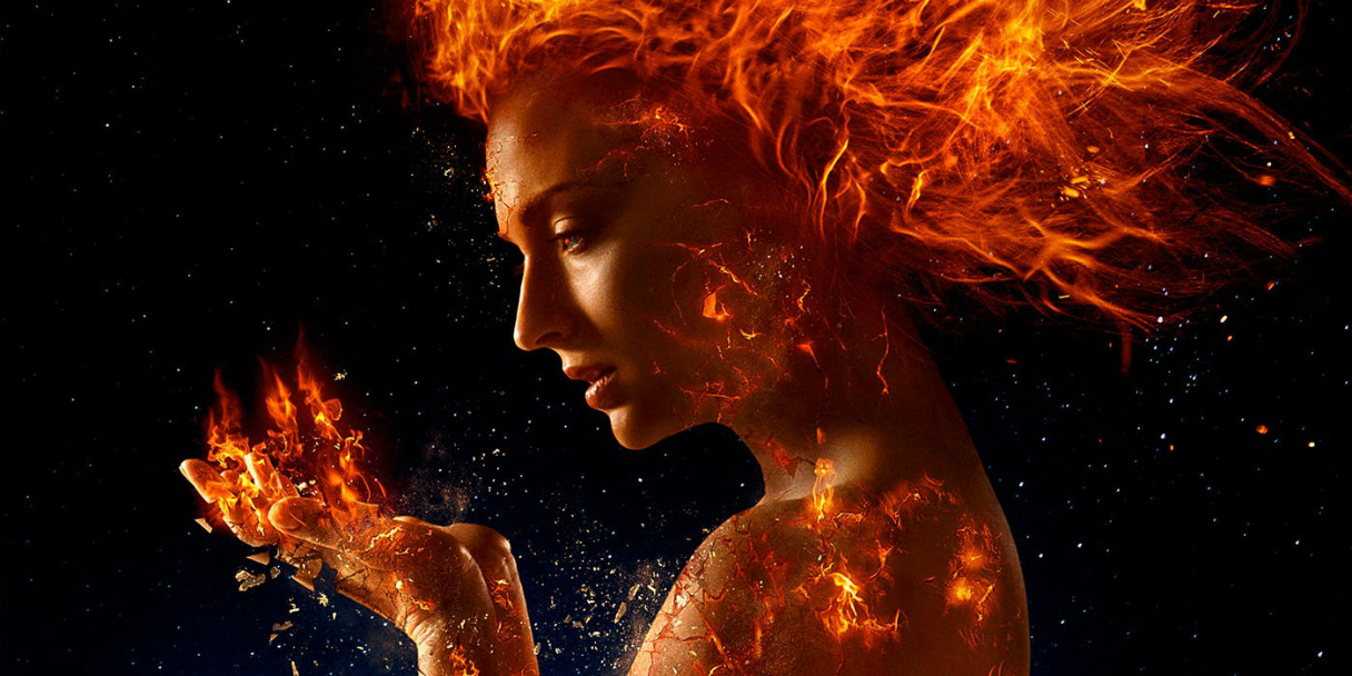 Jean Gray explota de ira en la nueva imagen de Dark Phoenix