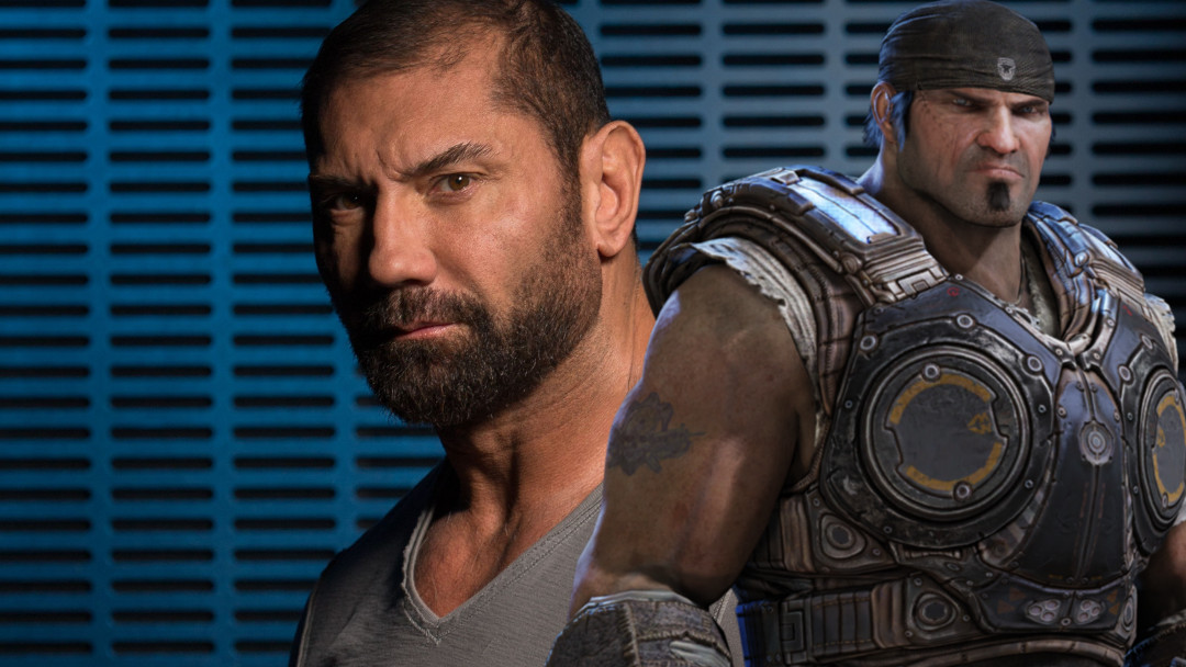 Dave Bautista Gears of War