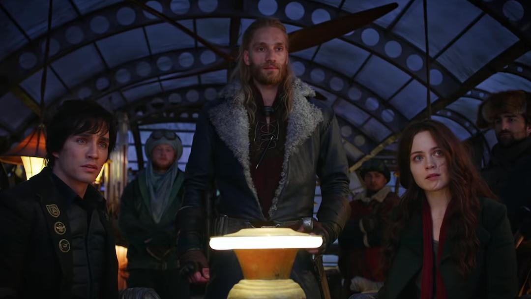 Mortal Engines la nueva película de Peter Jackson