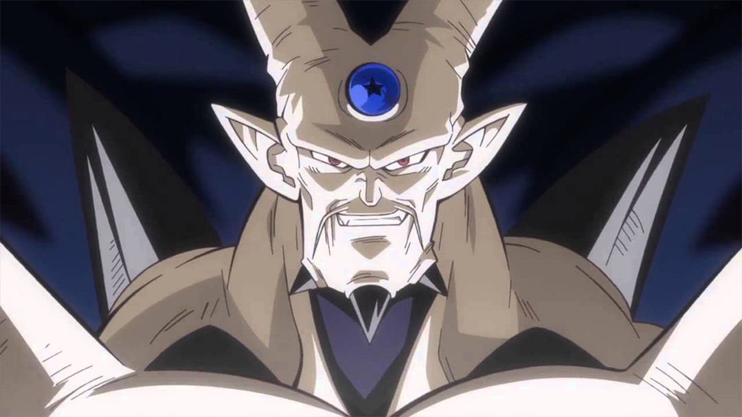 Omega Shng Long, el villano de Dragon Ball GT
