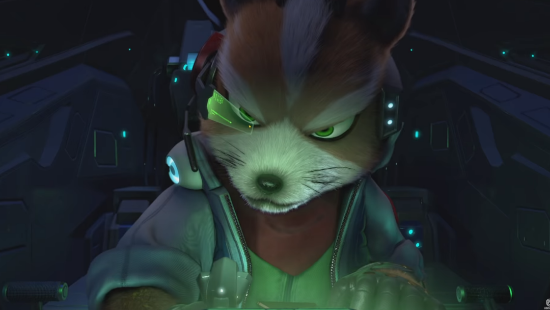 Starfox: Starlink Battle for Atlas