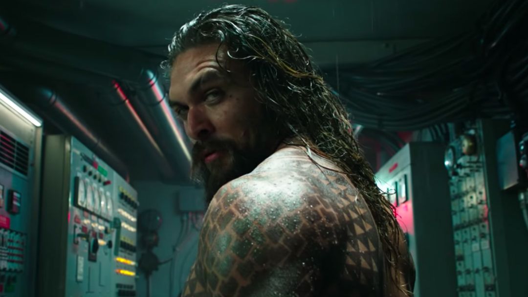 Primer tráiler de la película de Aquaman