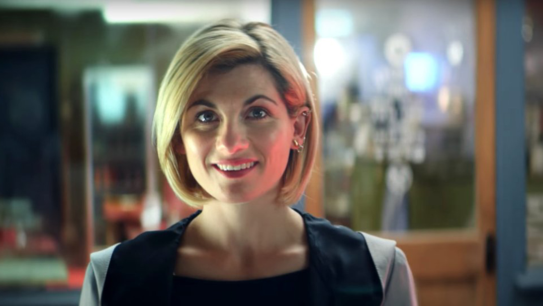 La nueva Doctor Who es Jodie Whittaker