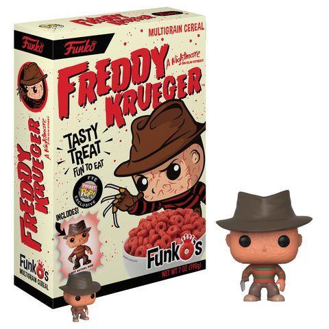 Funko lanzará nuevos cereales este verano