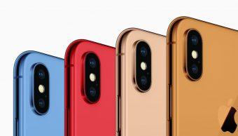 Apple podría lanzar nuevos iPhones en nuevos colores