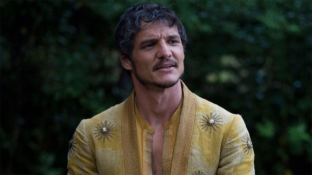 Pedro Pascal, actor de Wonder Woma 1984