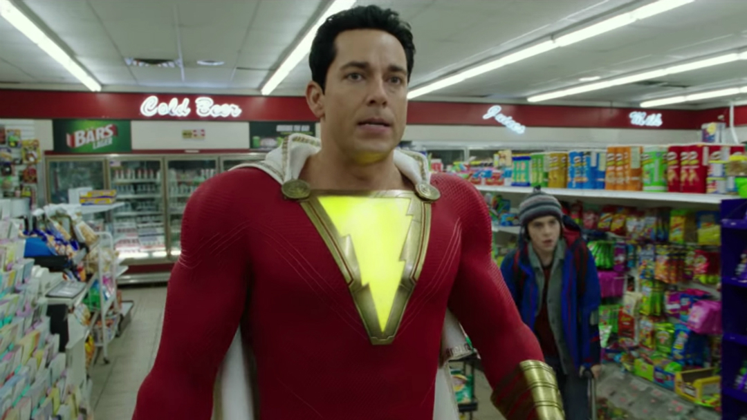 Director de Shazam! confirmó un easter egg de Watchmen