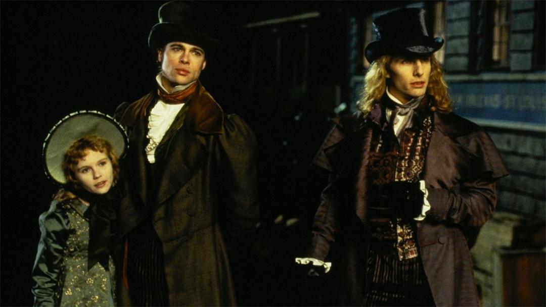 Una escena de Entrevista con el Vampiro