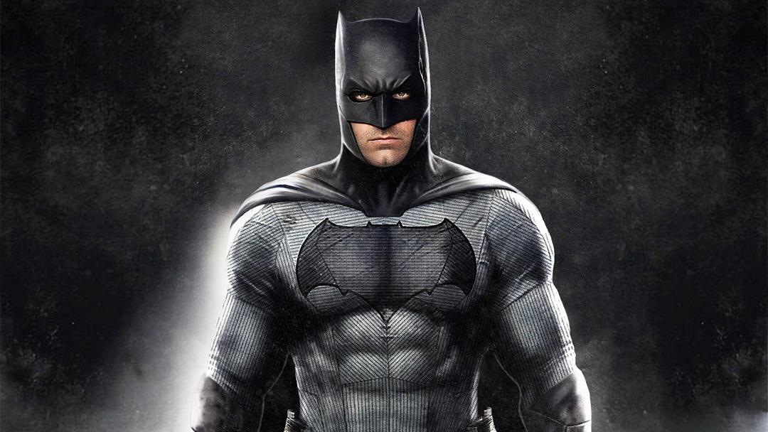 Batman, interpretado en el cine por Ben Affleck