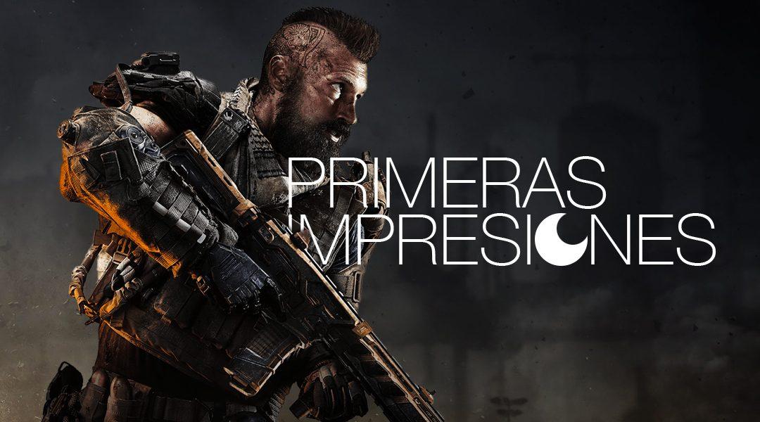 Call of Duty Black Ops 4 Primeras Impresiones