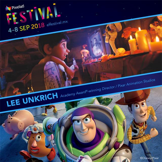 Festival Pixelatl 2018
