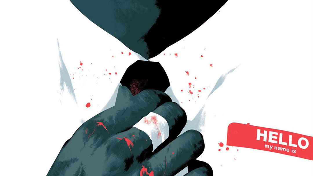 Portada de Fight Club: The Home Game (Mondo)