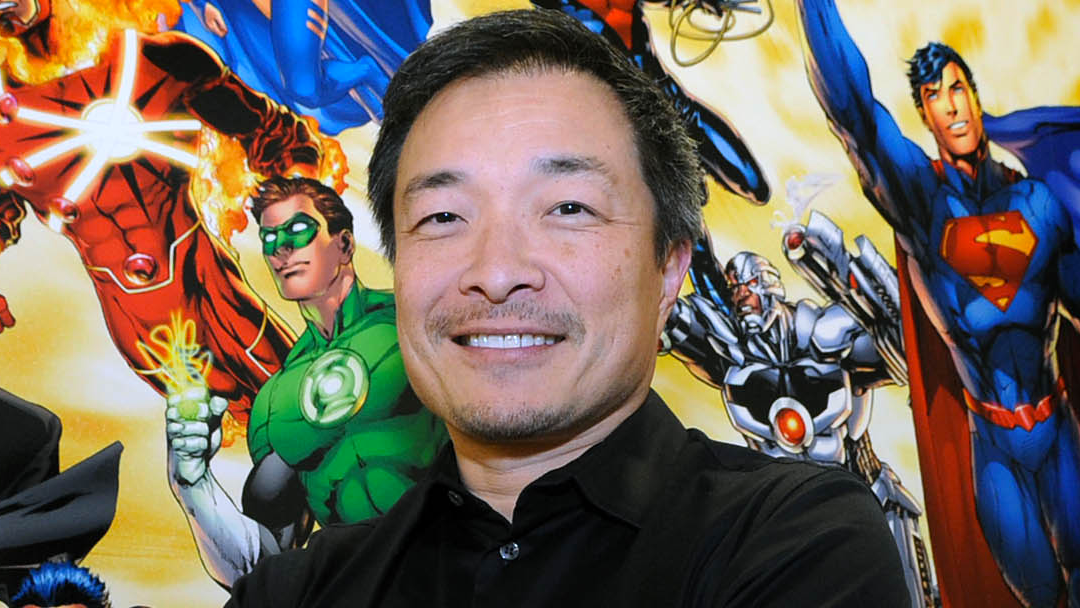 Jim Lee, el editor de cómics de DC