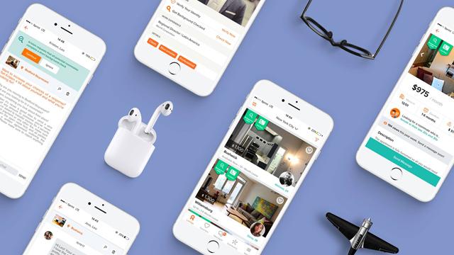 Roomi aplicacion iOS