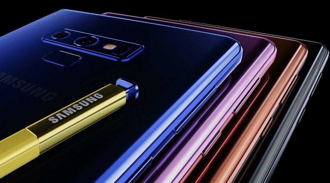 Samsung Galaxy Note 9: Precio, lanzamiento y características