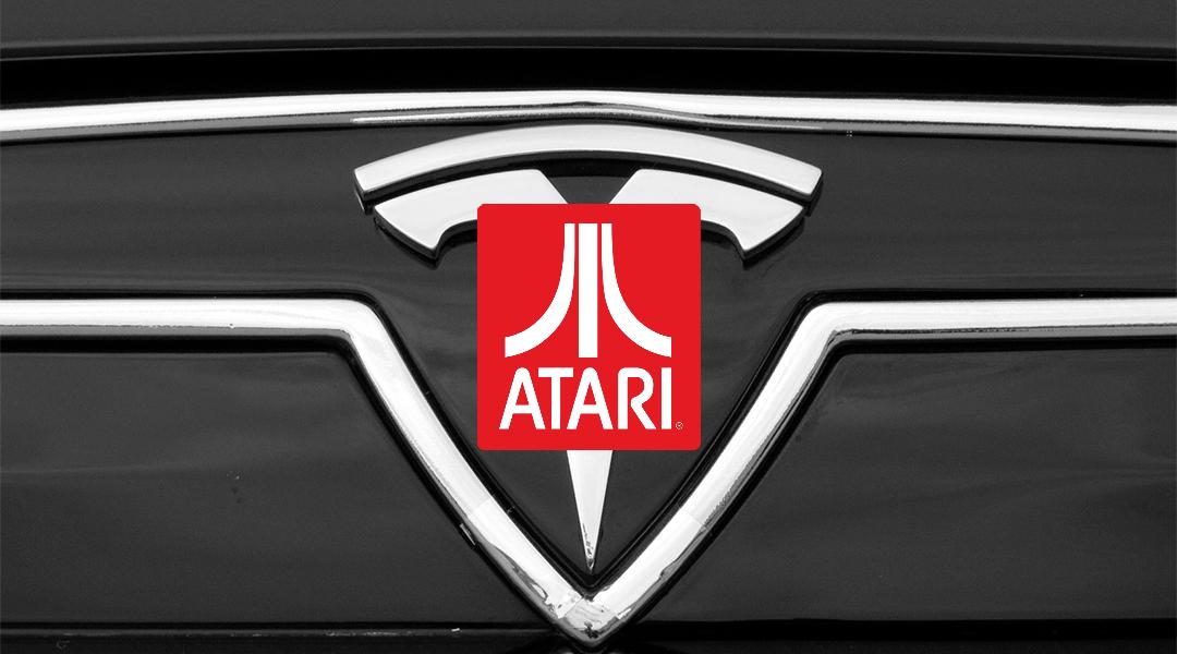 Tesla agregará juegos de Atari a sus automóviles en su última actualización