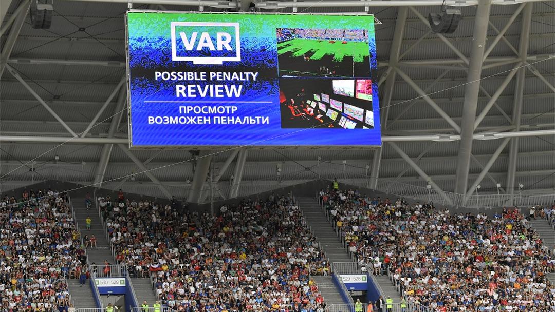 El Video arbitraje en el Mundial de Rusia 2018