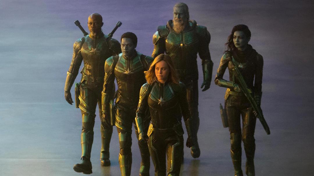 Capitana Marvel Imagenes