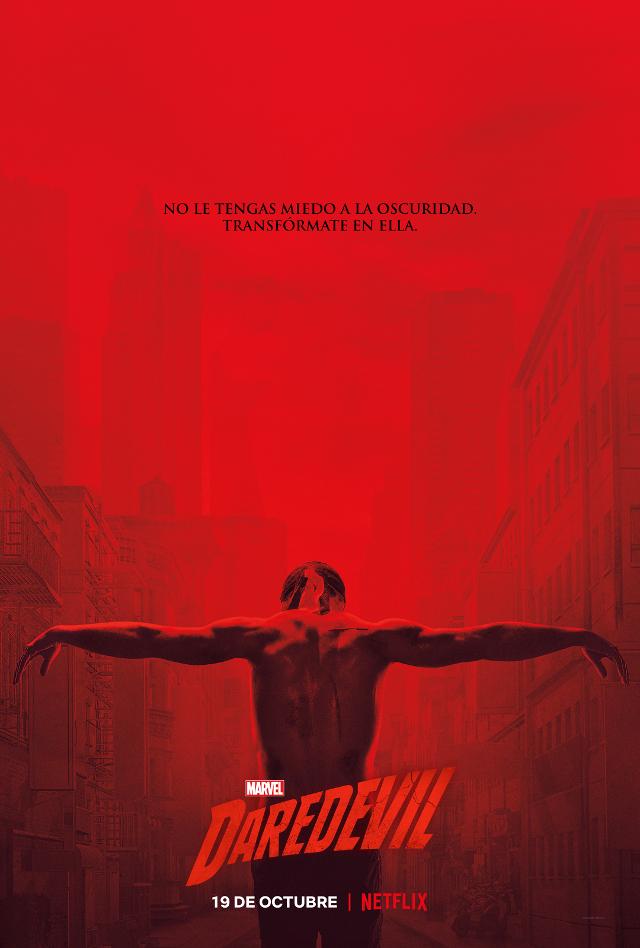 Daredevil póster 3ra temporada