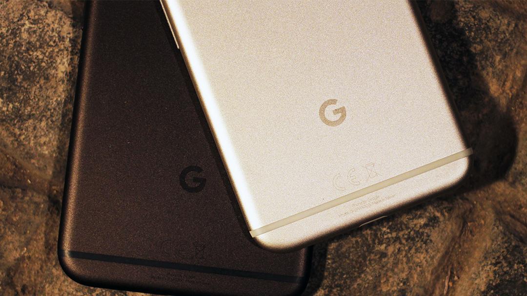 Un par de Google Pixel 2