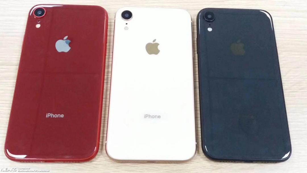 Los nuevos iphones Xc, la línea barata de Apple