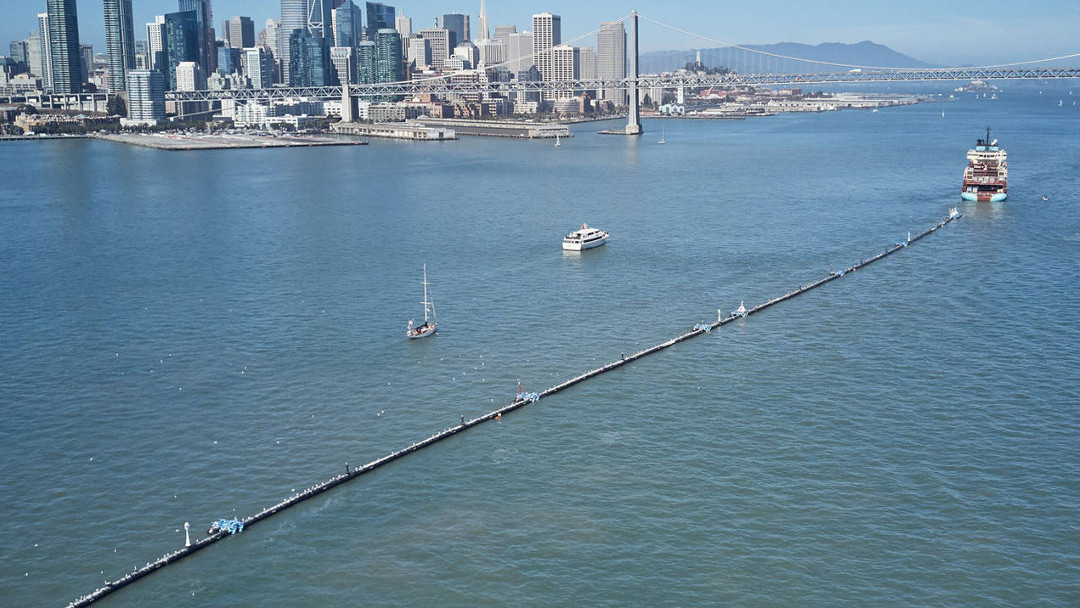 Ocean Cleanup Project