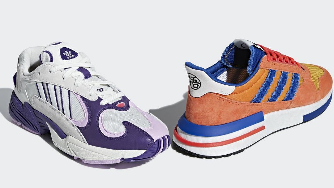Anoi Comprimido De alguna manera  Adidas revela el precio de los tenis de Dragon Ball Z en México | Código  Espagueti