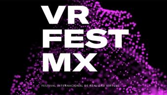 Logo del VR Fest, el Festival de Realidad Virtual