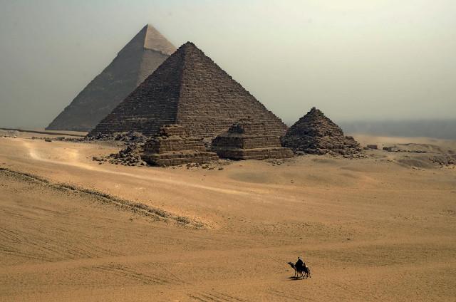 necropolis egipto