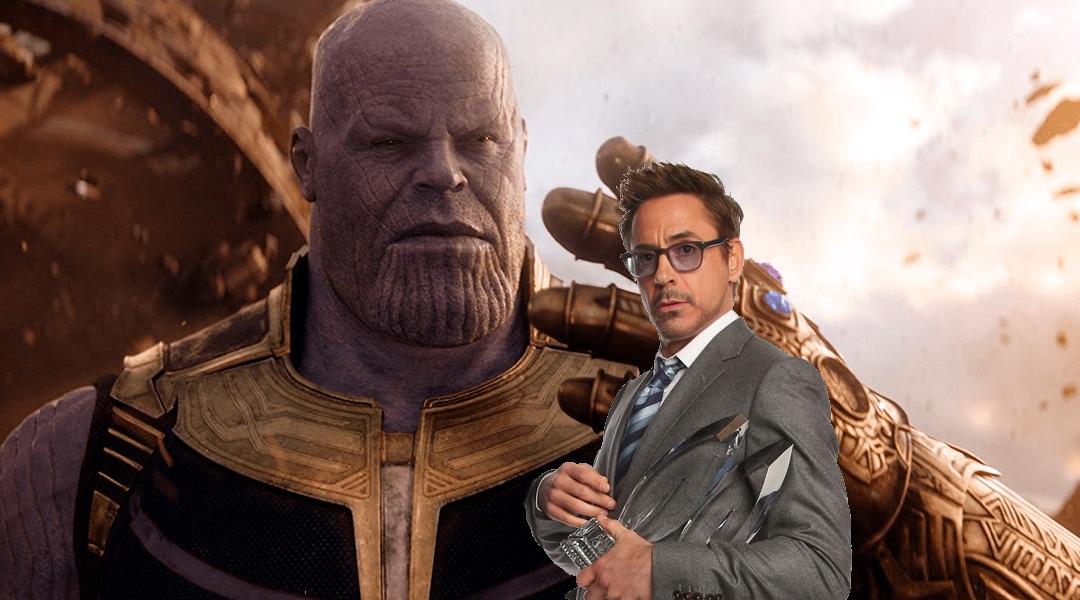 Robert Downey Jr. Se burla de Avengers con un meme
