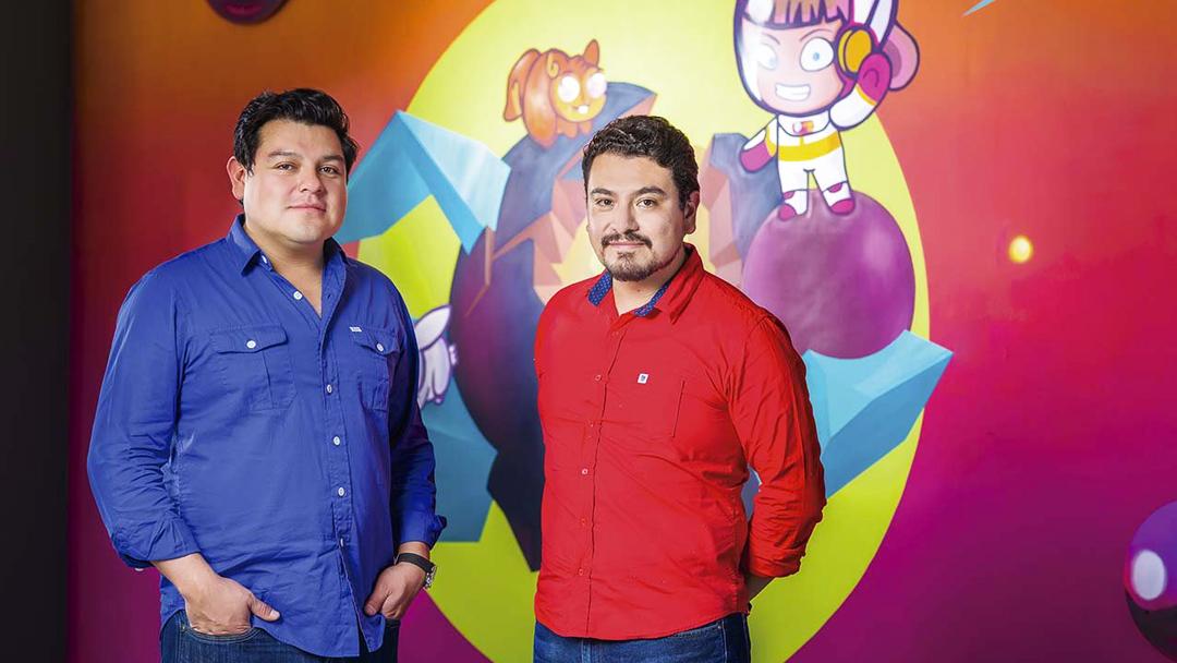 Yogome Manolo Díaz Alberto Colín