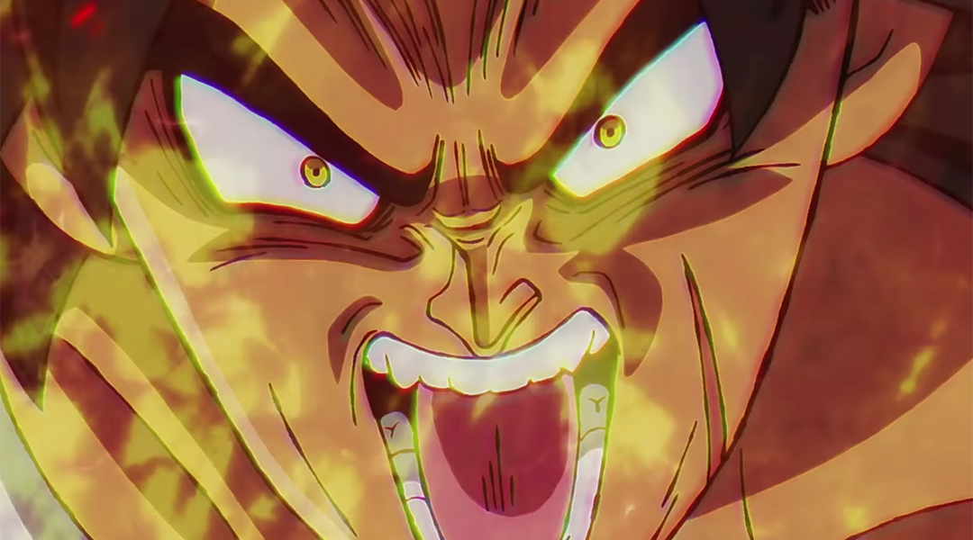 tráiler final de Dragon Ball Super: Broly