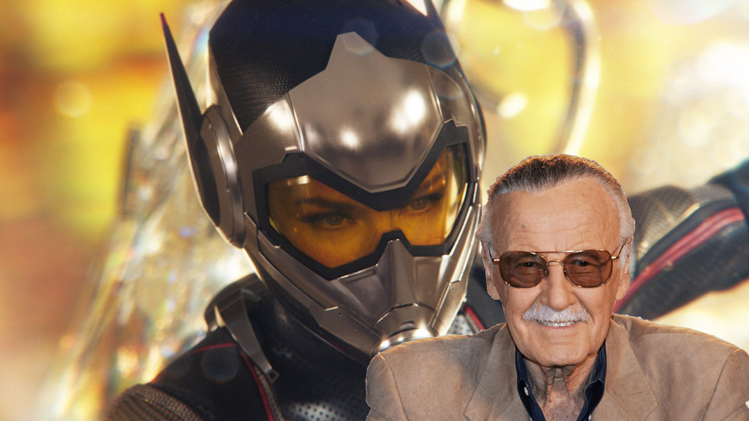 The Wasp se despide de Stan Lee con un mensja muy conmovedor
