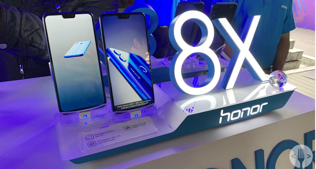 Honor 8x características