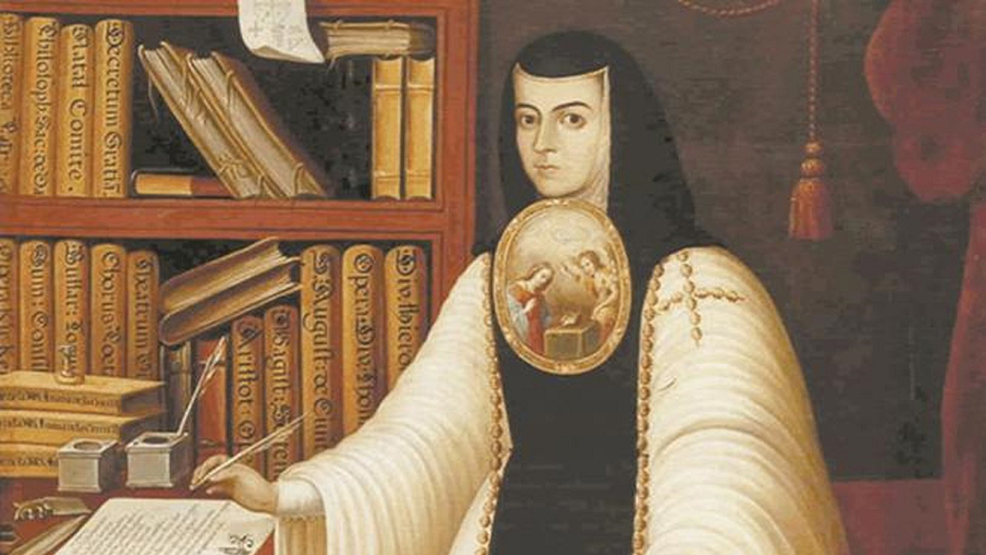 Antes de irse EPN nombra a Sor Juana como mujer ilustre