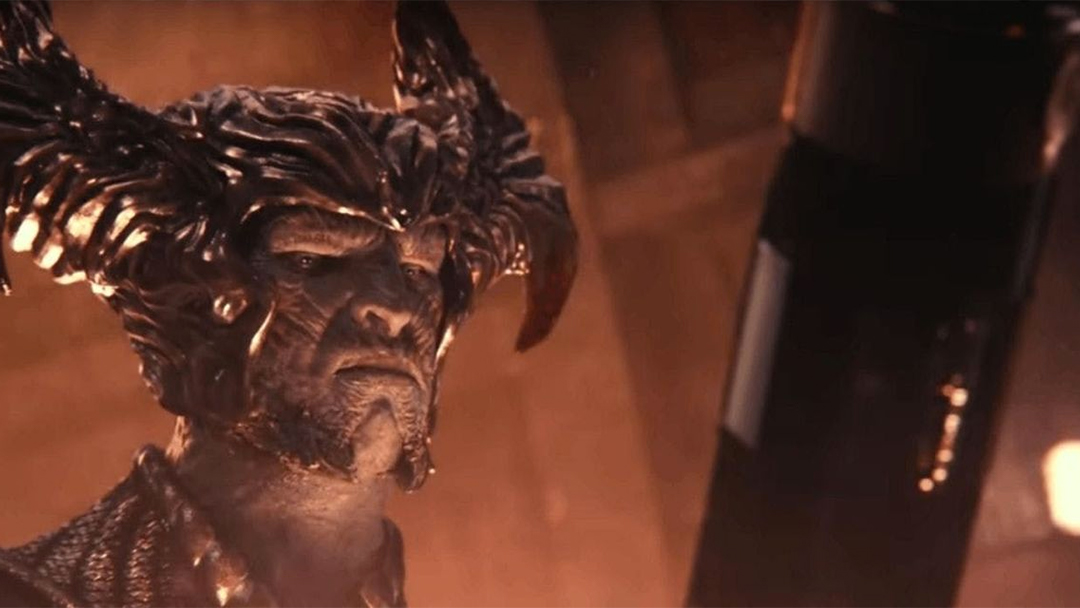 SteppenWolf el villano de DC Comics en Justice League