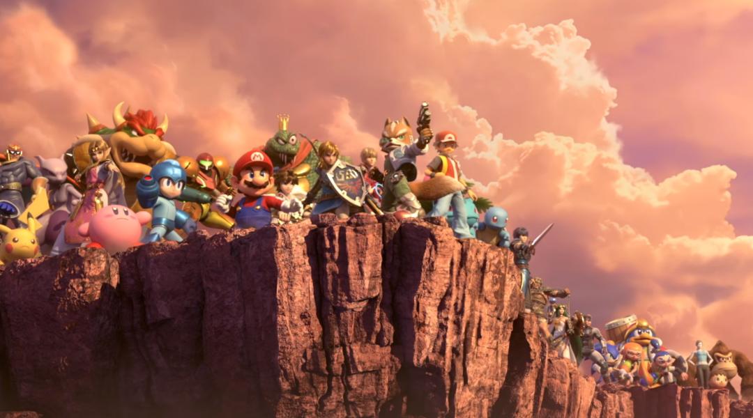 Super Smash Bros Ultimate Adventure Mode