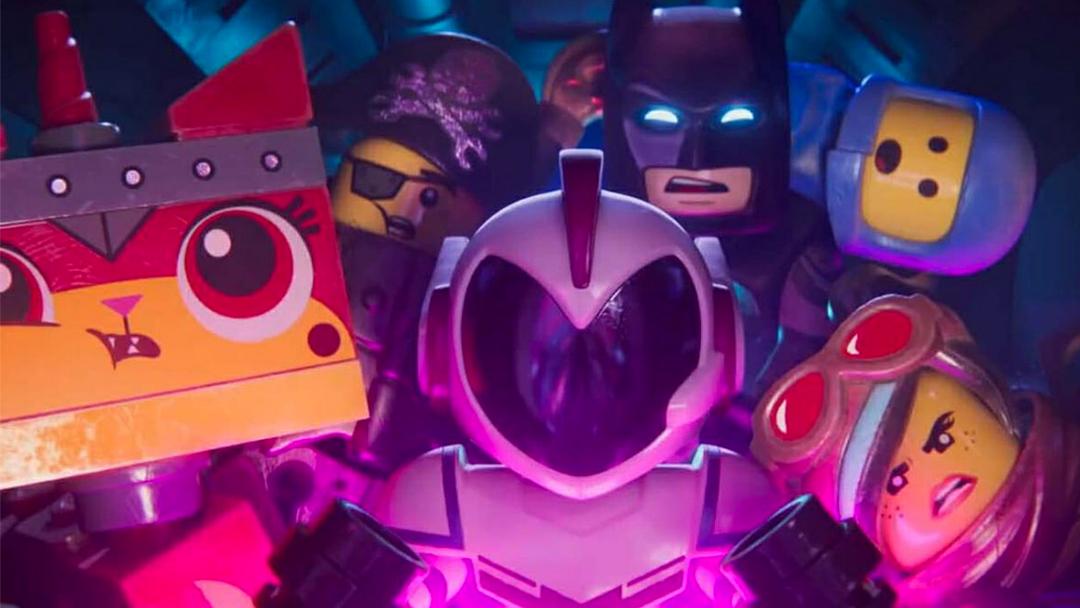 Escena de Lego Movie 2 Second part