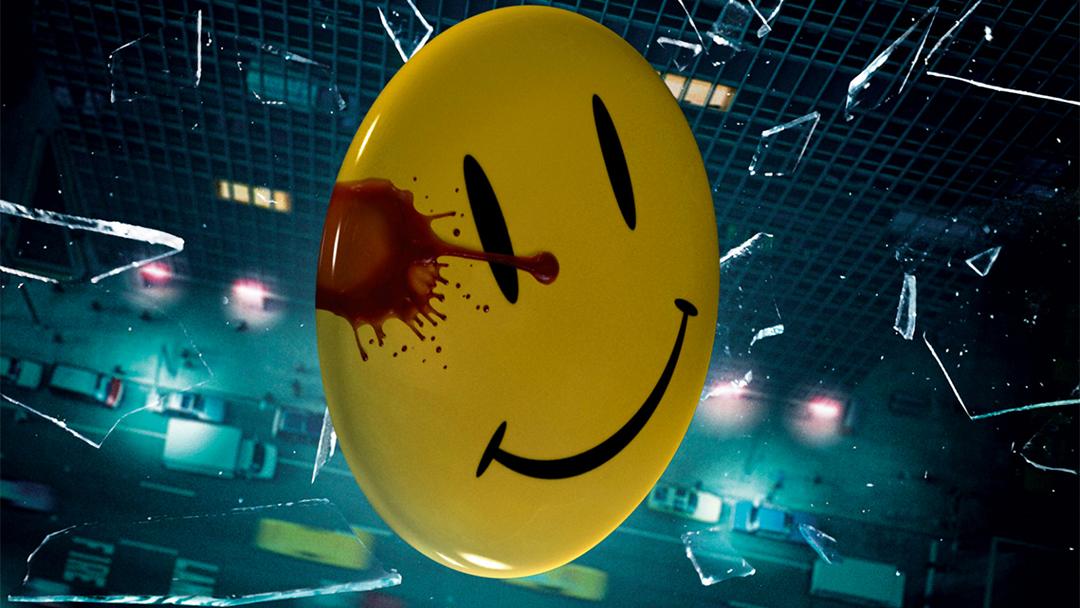 imagen de la película Watchmen DC comics