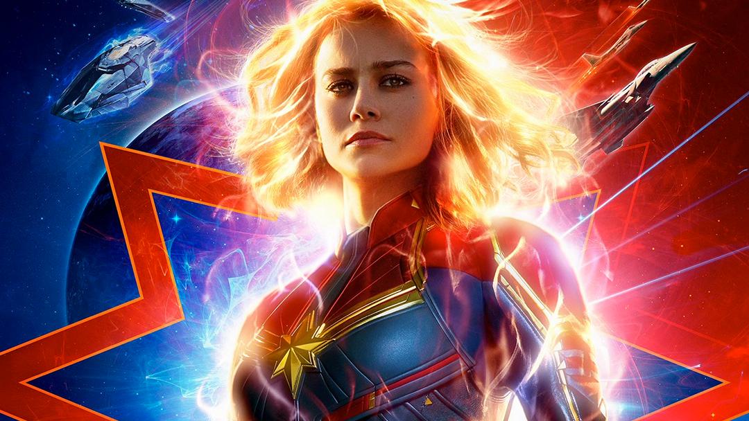 Imagen de Captain Marvel muestra a los miembros de Starforce