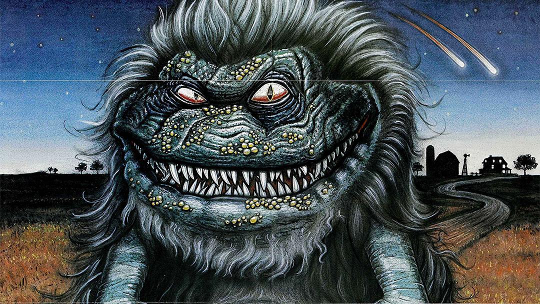 El Critter, un monstruo de los años ochenta