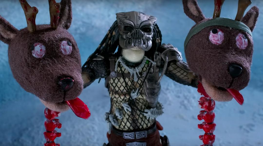 El Depredador en su especial navideño