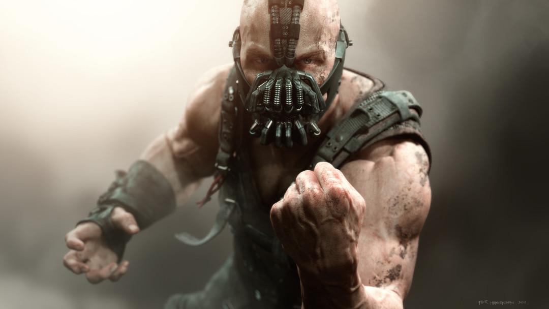 Bane, personaje de Batman y DC comics