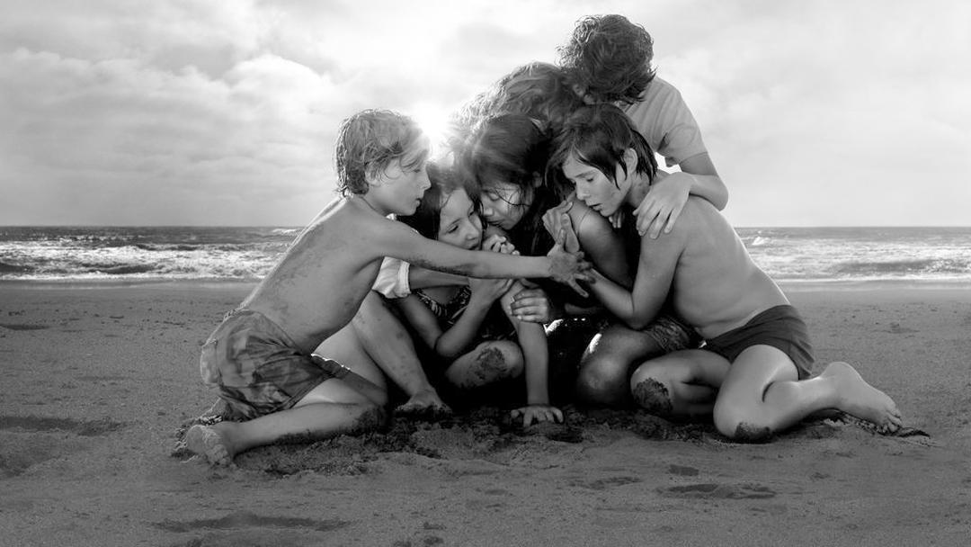 Alfonso Cuarón, Blanco Negro, Roma, Película