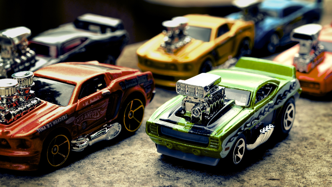 Imágen de hot wheels