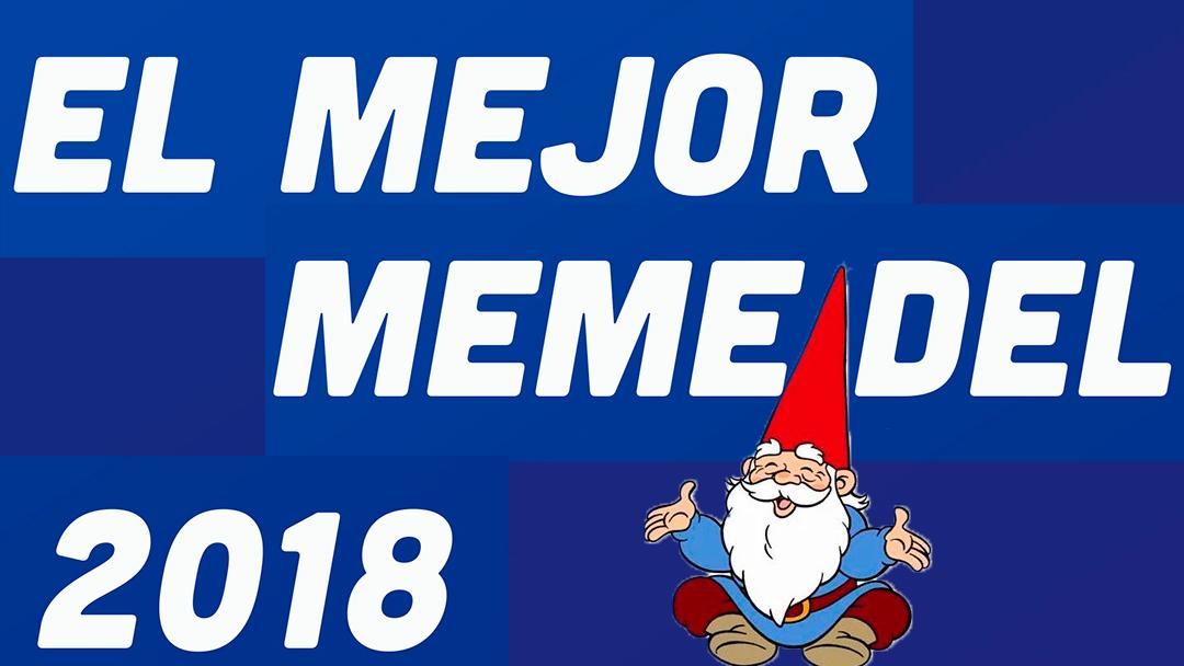 el meme más memorable del 2018 con Obligame Prro