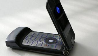 El Motorola RAZR, un teléfono clásico