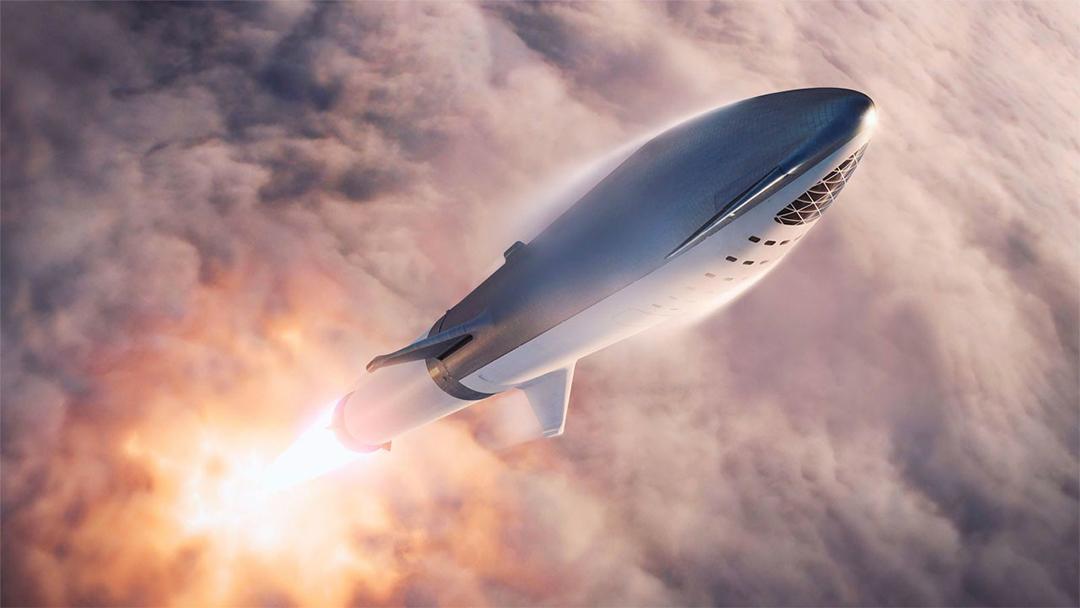 Starship, el nuevo vehículo espacial de SpaceX